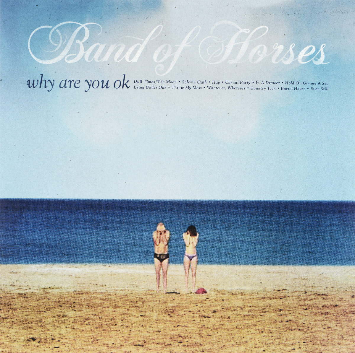 Band Of Horses Band Of Horses. Why Are You Ok (LP) джемпер care of you care of you ca084ewone67