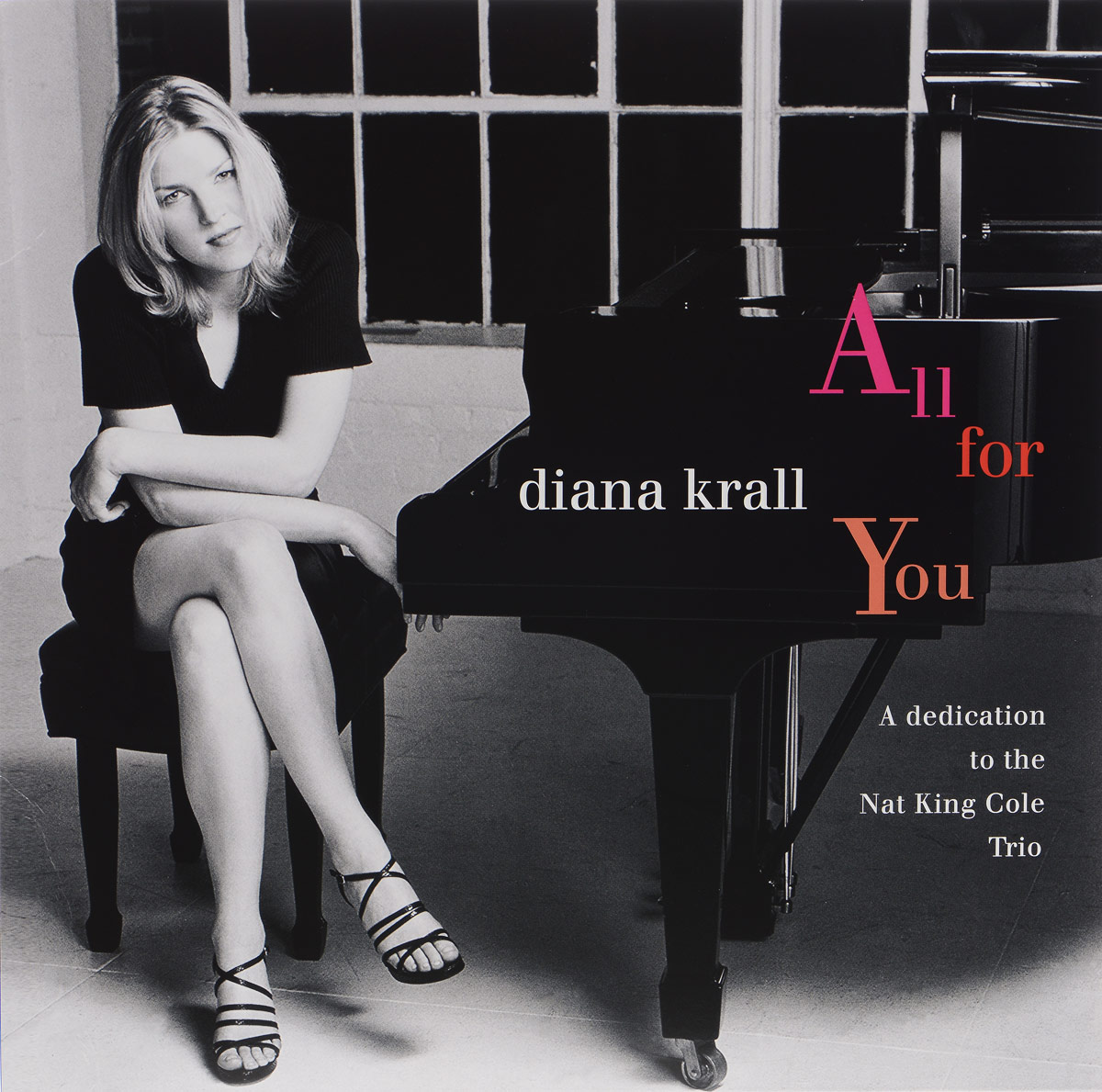 Дайана Кролл Diana Krall. All For You (2 LP) дайана кролл diana krall all for you 2 lp