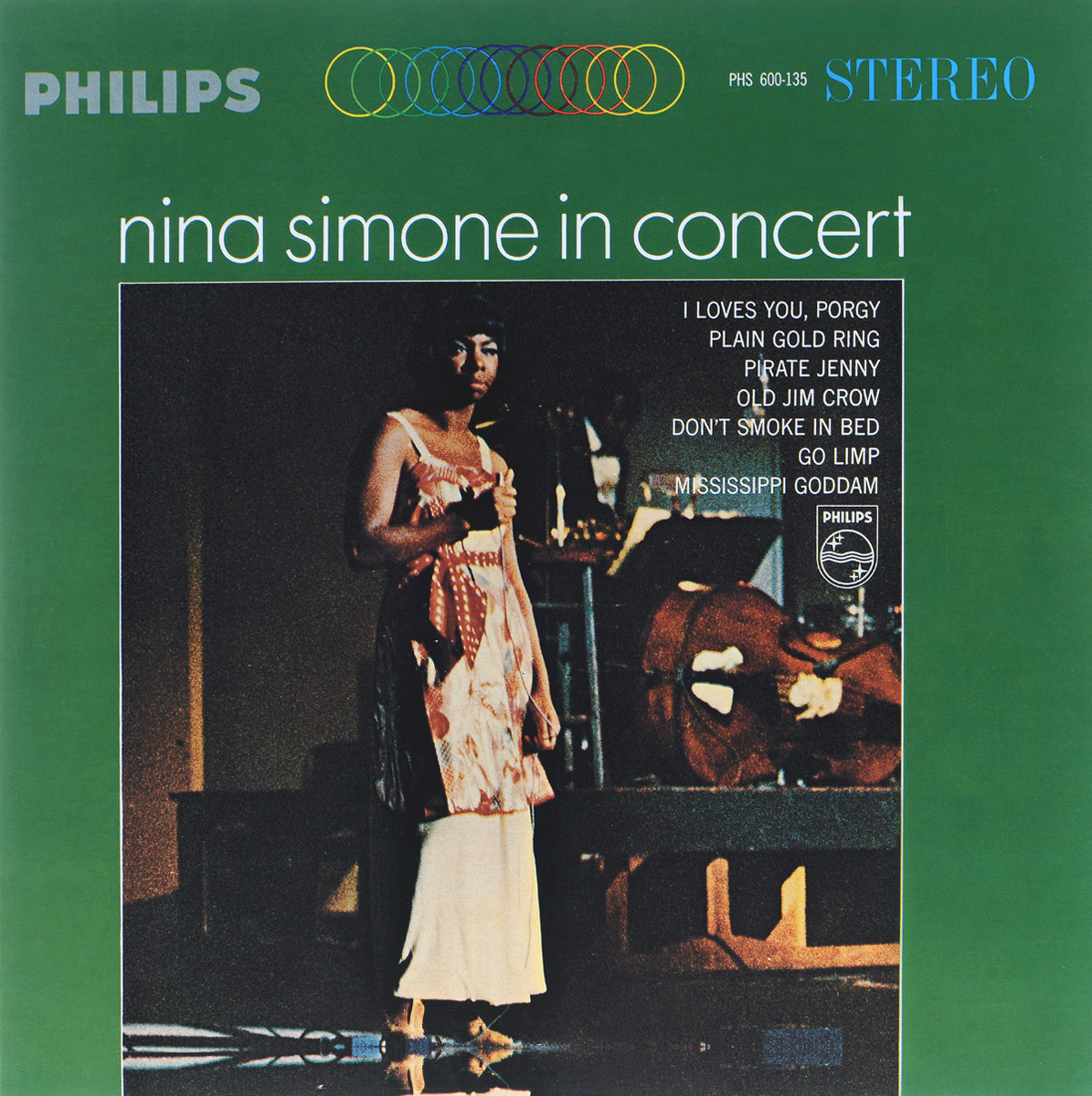 Нина Симон Nina Simone. In Concert (LP) simone gail the movement vol 1