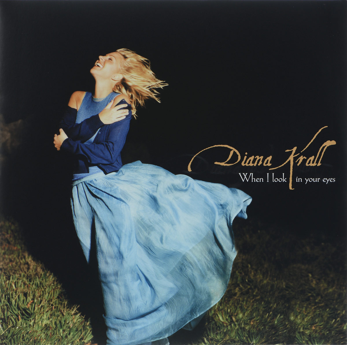 Дайана Кролл Diana Krall. When I Look In Your Eyes (2 LP) дайана кролл diana krall all for you 2 lp