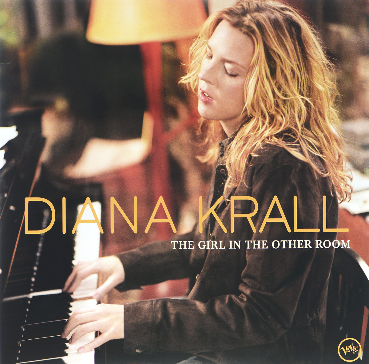 Дайана Кролл Diana Krall. The Girl In The Other Room (2 LP) дайана кролл diana krall quiet nights deluxe edition cd dvd