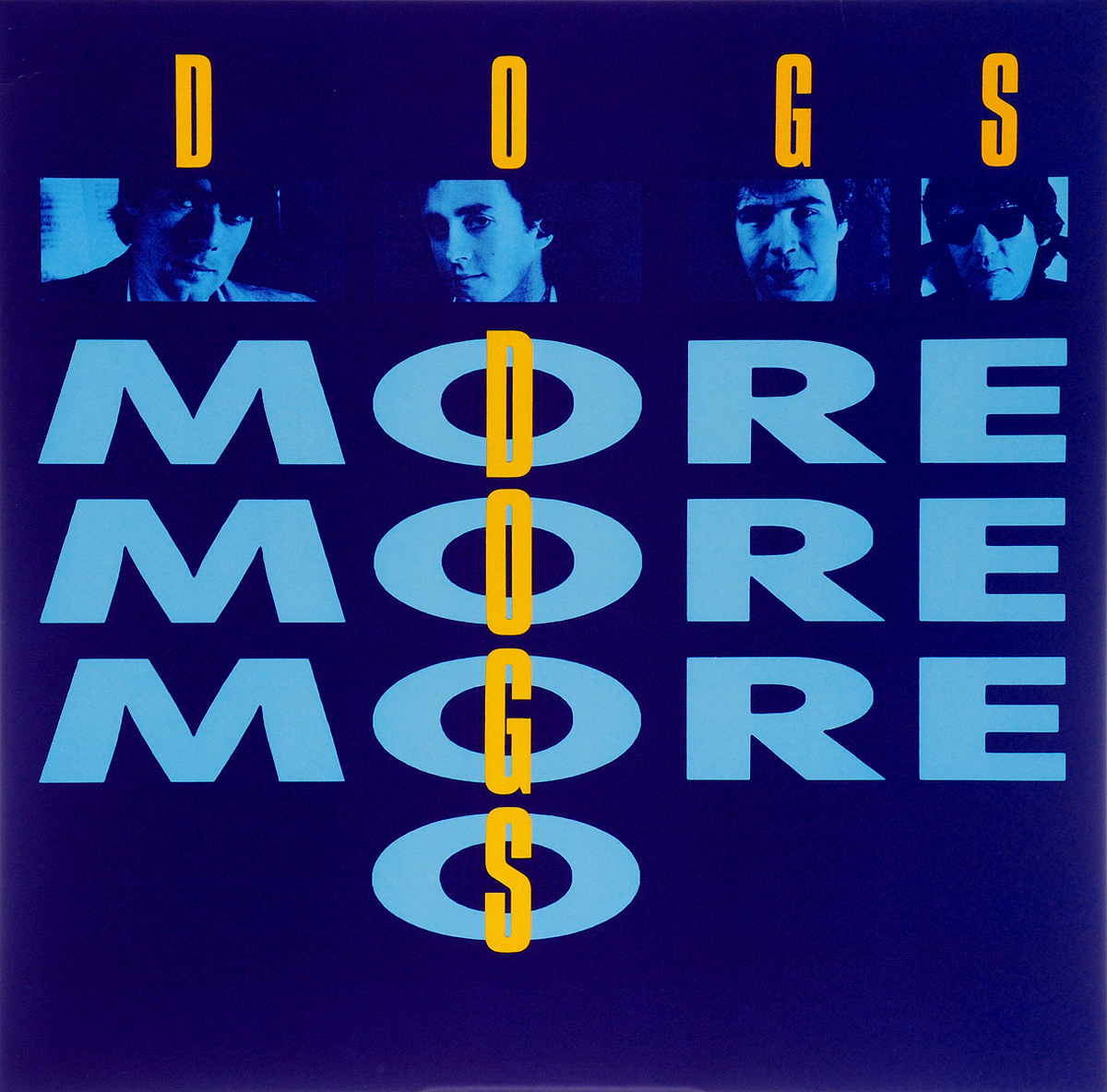 Dogs Dogs. More More More (LP) платье more&more more&more mo055ewlhl54
