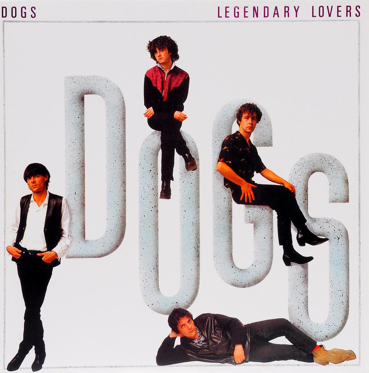Dogs Dogs. Legendary Lovers (LP) jez alborough some dogs do
