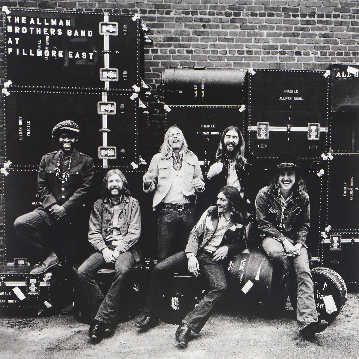The Allman Brothers Band The Allman Brothers Band. At Fillmore East (2 LP) the allman brothers band the allman brothers band at fillmore east 2 lp