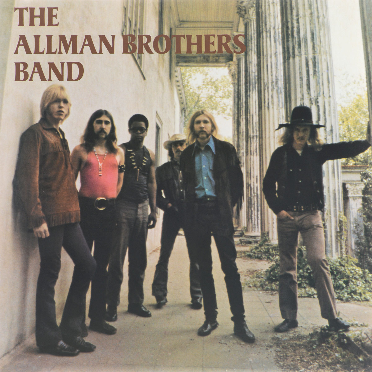 The Allman Brothers Band The Allman Brothers Band. The Allman Brothers Band (2 LP) the giver