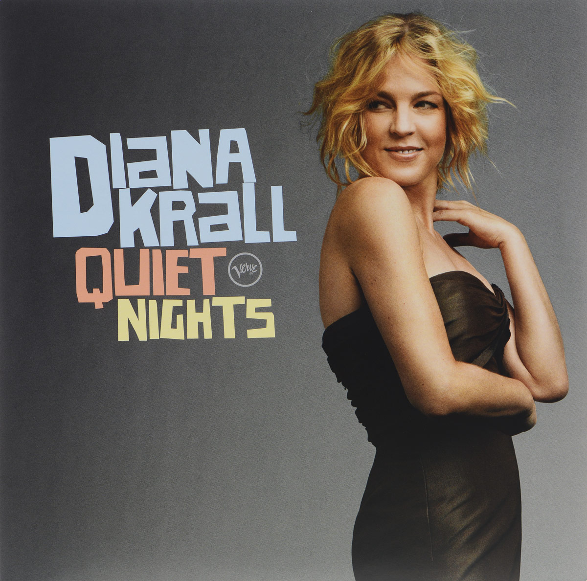 Дайана Кролл Diana Krall. Quiet Nights (2 LP) diana krall from this moment on 2 lp