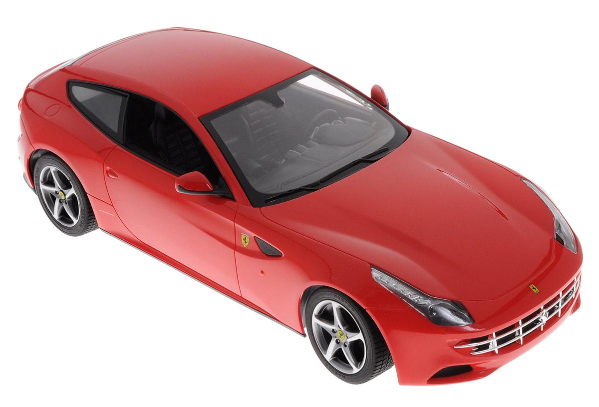 Rastar Радиоуправляемая модель Ferrari FF цвет красный масштаб 1:14 миксер промышленный skil 1613la