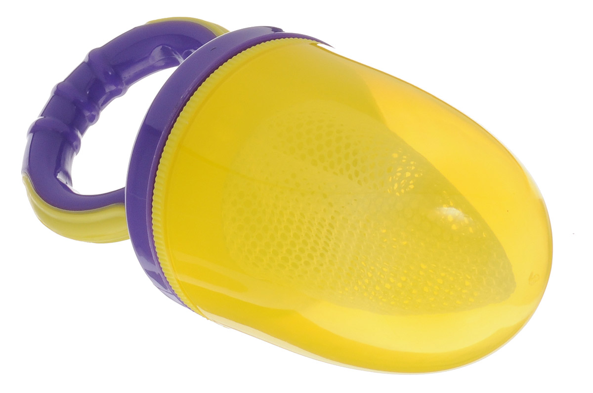 Lubby Ниблер Жуй'КА цвет желтый фиолетовый