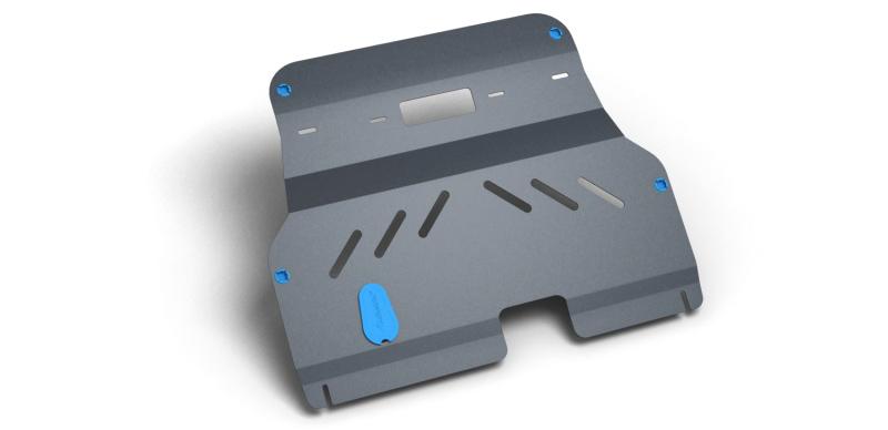 Защита картера и крепеж Novline-Autofamily, для MAZDA CX-9, 2007-, 3 мм, 3.7, АКППVCA-00Защита картера Novline-Autofamily, изготовленная из прочной стали, надежно защищает днище вашего автомобиля от повреждений, например при наезде на бордюры, а также выполняет эстетическую функцию при установке на высокие автомобили.- Отлично отводит тепло от двигателя своей поверхностью, что спасает двигатель от перегрева в летний период или при высоких нагрузках.- В отличие от стальных, стальные защиты не поддаются коррозии, что гарантирует долгий срок службы защит.- Покрываются порошковой краской, что надолго сохраняет первоначальный вид новой защиты и защищает от гальванической коррозии.- Прочное крепление дополнительно усиливает конструкцию защиты.