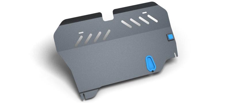 Защита картера и крепеж Novline-Autofamily, для KIA Opirus, 2003-2007, 2 мм, 3.5 бензиновый, АКППMW-3101Защита картера Novline-Autofamily, изготовленная из прочной стали, надежно защищает днище вашего автомобиля от повреждений, например при наезде на бордюры, а также выполняет эстетическую функцию при установке на высокие автомобили.- Отлично отводит тепло от двигателя своей поверхностью, что спасает двигатель от перегрева в летний период или при высоких нагрузках.- В отличие от стальных, стальные защиты не поддаются коррозии, что гарантирует долгий срок службы защит.- Покрываются порошковой краской, что надолго сохраняет первоначальный вид новой защиты и защищает от гальванической коррозии.- Прочное крепление дополнительно усиливает конструкцию защиты.