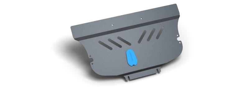 Защита картера и крепеж Novline-Autofamily, для HYUNDAI Genesis, 2009-2014, 2 мм, 3.8, бензиновый, АКПП1004900000360Защита картера Novline-Autofamily, изготовленная из прочной стали, надежно защищает днище вашего автомобиля от повреждений, например при наезде на бордюры, а также выполняет эстетическую функцию при установке на высокие автомобили.- Отлично отводит тепло от двигателя своей поверхностью, что спасает двигатель от перегрева в летний период или при высоких нагрузках.- В отличие от стальных, стальные защиты не поддаются коррозии, что гарантирует долгий срок службы защит.- Покрываются порошковой краской, что надолго сохраняет первоначальный вид новой защиты и защищает от гальванической коррозии.- Прочное крепление дополнительно усиливает конструкцию защиты.
