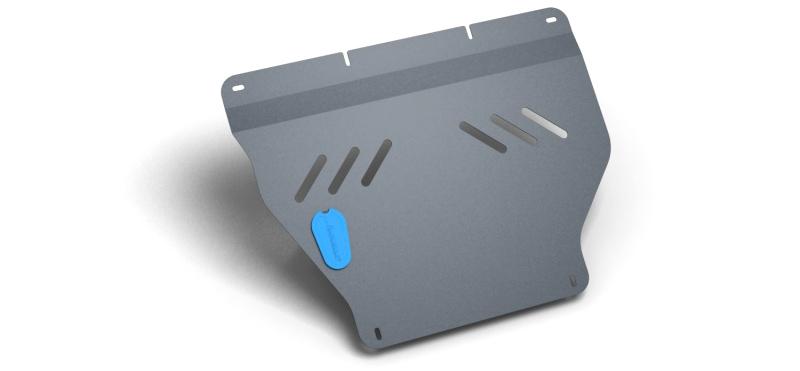 Защита картера и крепеж Novline-Autofamily, для HYUNDAI Accent, 2001-, 1.5 бензиновый, МКПП/АКППSVC-300Защита картера Novline-Autofamily, изготовленная из прочной стали, надежно защищает днище вашего автомобиля от повреждений, например при наезде на бордюры, а также выполняет эстетическую функцию при установке на высокие автомобили.- Отлично отводит тепло от двигателя своей поверхностью, что спасает двигатель от перегрева в летний период или при высоких нагрузках.- В отличие от стальных, стальные защиты не поддаются коррозии, что гарантирует долгий срок службы защит.- Покрываются порошковой краской, что надолго сохраняет первоначальный вид новой защиты и защищает от гальванической коррозии.- Прочное крепление дополнительно усиливает конструкцию защиты.