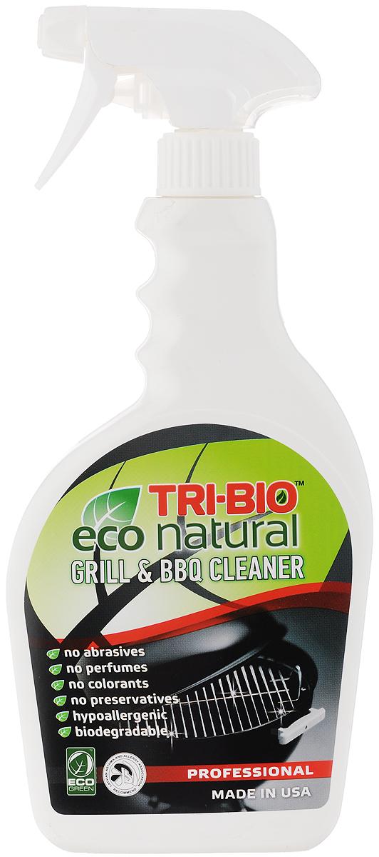Биосредство для чистки гриля и барбекю Tri-Bio, 420 мл68/5/1Профессиональное биосредство Tri-Bio превосходно чистит грили, барбекю, мангалы, фритюрницы, вытяжки, шампура и многое другое. Очищает любые виды поверхностей. Эффективно даже при сильном застарелом загрязнении. Ликвидирует запахи. Абсолютно безопасно для всех типов поверхностей. В отличие от стандартных химических, продуктов легко проникает в швы, позволяет обеспечить более длительный контроль запаха и более глубокую чистку. Товар сертифицирован.