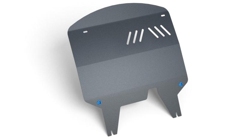 Защита картера и крепеж Novline-Autofamily, для FORD Fusion, 2002-, 1.4/1.6 бензиновый, МКПП/АКППVCA-00Защита картера Novline-Autofamily, изготовленная из прочной стали, надежно защищает днище вашего автомобиля от повреждений, например при наезде на бордюры, а также выполняет эстетическую функцию при установке на высокие автомобили.- Отлично отводит тепло от двигателя своей поверхностью, что спасает двигатель от перегрева в летний период или при высоких нагрузках.- В отличие от стальных, стальные защиты не поддаются коррозии, что гарантирует долгий срок службы защит.- Покрываются порошковой краской, что надолго сохраняет первоначальный вид новой защиты и защищает от гальванической коррозии.- Прочное крепление дополнительно усиливает конструкцию защиты.