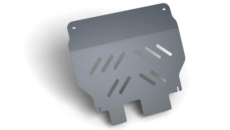 Защита картера и крепеж Novline-Autofamily, для CHERY Kimo, А1, 2007-, 2 мм, 1.3, МКПП240000Защита картера Novline-Autofamily, изготовленная из прочной стали, надежно защищает днище вашего автомобиля от повреждений, например при наезде на бордюры, а также выполняет эстетическую функцию при установке на высокие автомобили.- Отлично отводит тепло от двигателя своей поверхностью, что спасает двигатель от перегрева в летний период или при высоких нагрузках.- В отличие от стальных, стальные защиты не поддаются коррозии, что гарантирует долгий срок службы защит.- Покрываются порошковой краской, что надолго сохраняет первоначальный вид новой защиты и защищает от гальванической коррозии.- Прочное крепление дополнительно усиливает конструкцию защиты.