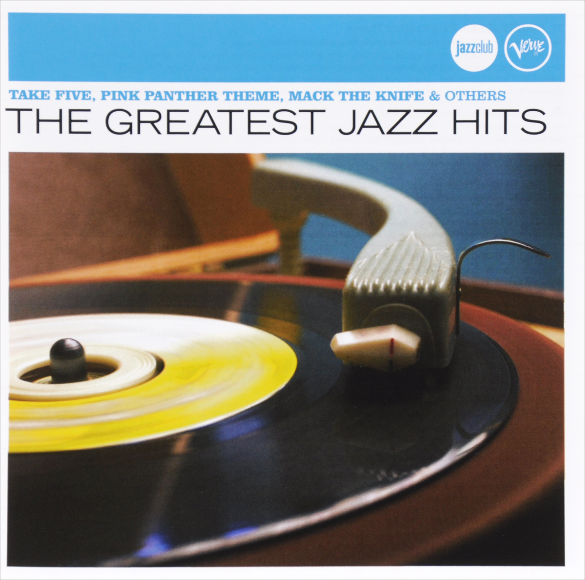 The Greatest Jazz Hits bobo bo045awpyo35 bobo