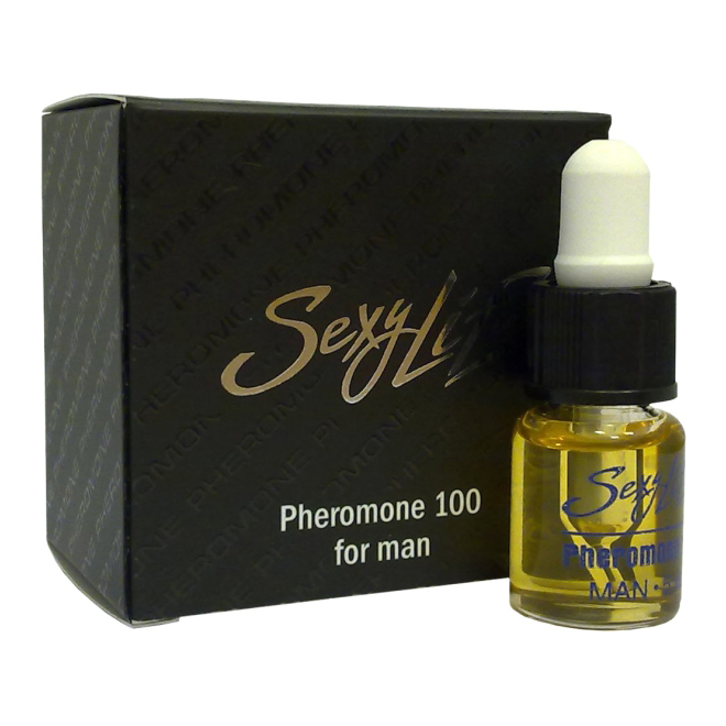 Sexy Life Концентрат феромонов, 100%, мужские, 5 мл4SL-Ph-m-100100% - концентрат феромонов из серии Sexy Life для мужчин. 100% оружие обольщения противоположного пола! Подходит как для самостоятельного использования так и в сочетании с любым парфюмом.. Объем 5 мл.