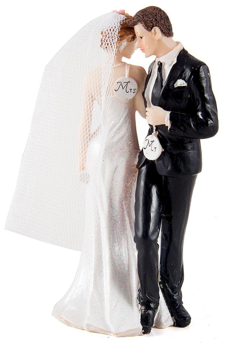 Фигурка декоративная Win Max Свадебная, 8 х 6 х 16 см. 127851 фигурка декоративная свадебная 8 6 16см 1156716