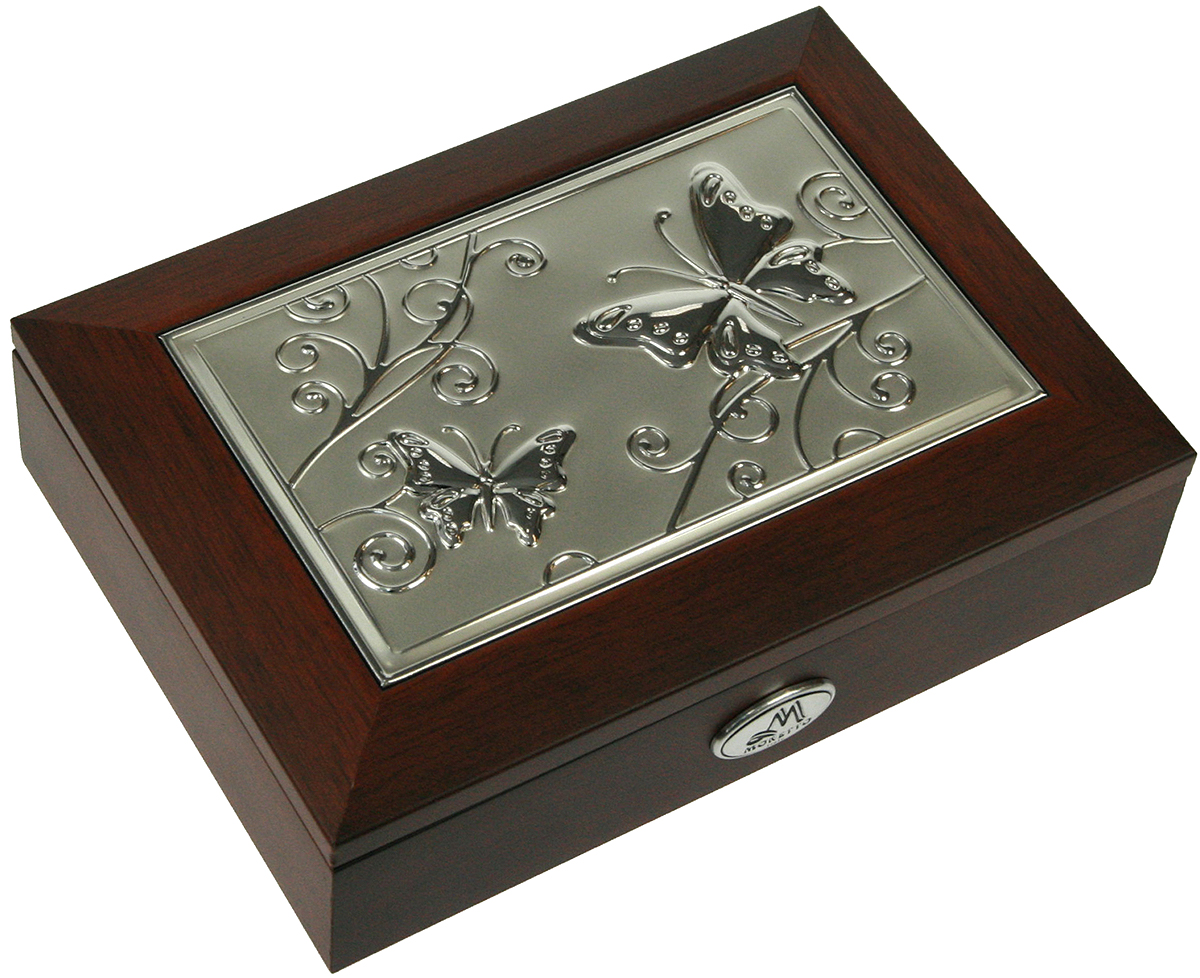Шкатулка для ювелирных украшений Moretto, 18 х 13 х 5 см. 139519