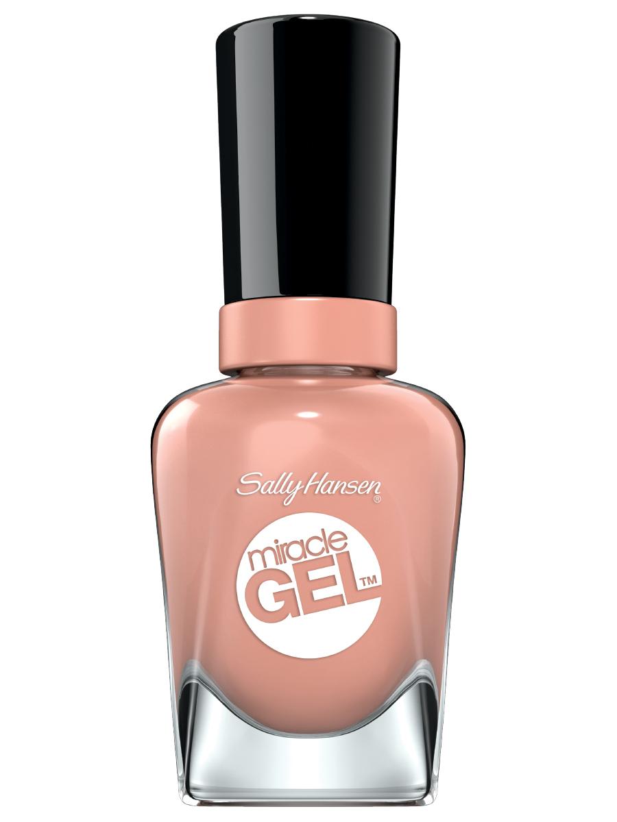 Sally Hansen Гель-лак для ногтей Miracle Gel, тон №184 Frill Seeker, 14,7 млPMB 0805Комплекс Complete Salon Manicure сочетает семь эффектов в одном флаконе, плюс кисточку для безукоризненного покрытия, легкого нанесения и салонных результатов. Эта формула все-в-одном обеспечивает до 10 дней устойчивого к сколам покрытия и включает основу, средство для роста, вдохновленный подиумом цвет, топ, финишное покрытие с гелевым сиянием, устойчивость к сколам и укрепляющее средство с кератиновым комплексом, делающим ногти до 64% сильнее. Это все, что вам нужно, чтобы достичь профессиональных результатов при окрашивании ногтей на дому!