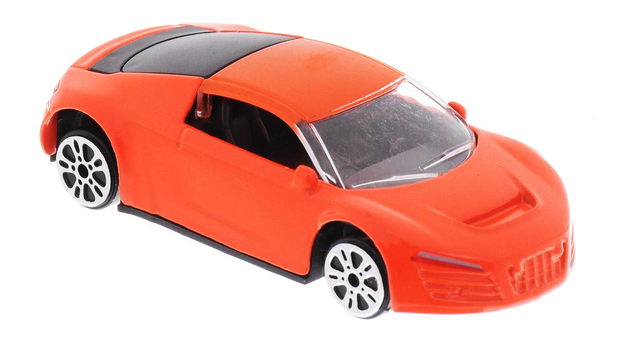 Shantou Машинка Driving цвет ярко-оранжевый