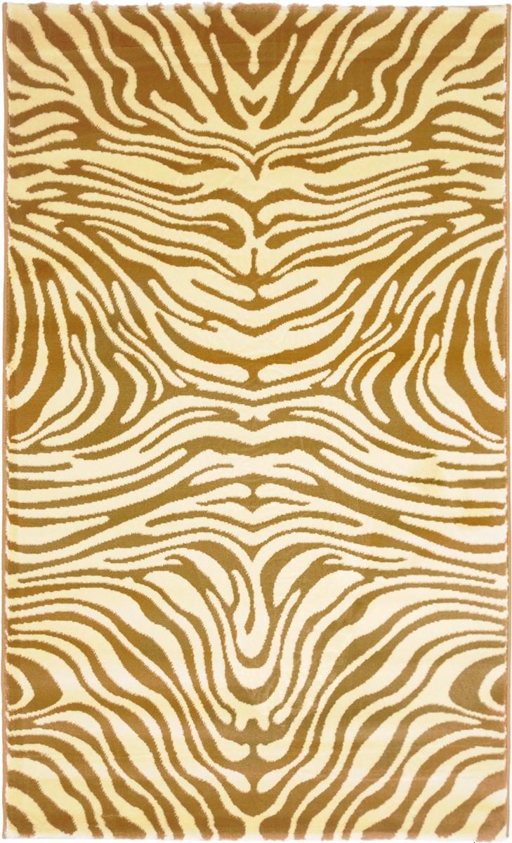 Ковер Kamalak Tekstil, прямоугольный, 100 x 150 см. УК-003854 009305Ковер Kamalak Tekstil изготовлен из прочного синтетического материала heat-set, улучшенного варианта полипропилена (эта нить получается в результате его дополнительной обработки). Полипропилен износостоек, нетоксичен, не впитывает влагу, не провоцирует аллергию. Структура волокна в полипропиленовых коврах гладкая, поэтому грязь не будет въедаться и скапливаться на ворсе. Практичный и износоустойчивый ворс не истирается и не накапливает статическое электричество. Ковер обладает хорошими показателями теплостойкости и шумоизоляции. Оригинальный рисунок позволит гармонично оформить интерьер комнаты, гостиной или прихожей. За счет невысокого ворса ковер легко чистить. При надлежащем уходе синтетический ковер прослужит долго, не утратив ни яркости узора, ни блеска ворса, ни упругости. Самый простой способ избавить изделие от грязи - пропылесосить его с обеих сторон (лицевой и изнаночной). Влажная уборка с применением шампуней и моющих средств не противопоказана. Хранить рекомендуется в свернутом рулоном виде.