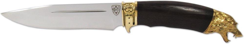 Нож Ножемир  Русская охота , кованая сталь, с ножнами, общая длина 29,5 см. (5205)к - Ножи и мультитулы