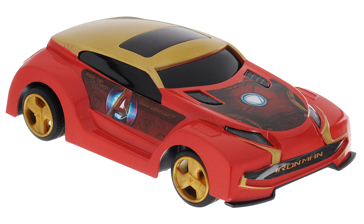 Avengers Машина на радиоуправлении Iron Man 5069 стол mavis 1600х800х750 дуб тобакко