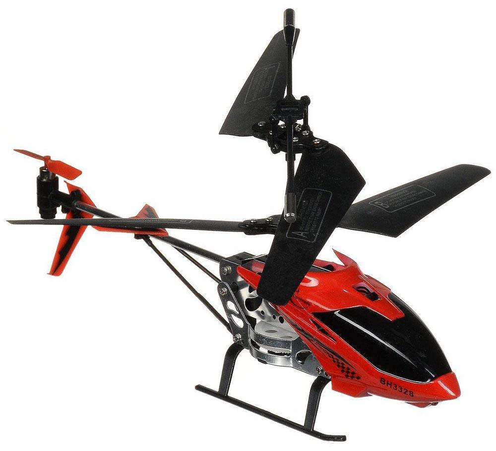 Властелин небес Вертолет на инфракрасном управлении Снайпер цвет красный черный купить вертолет на пульте управления в костроме