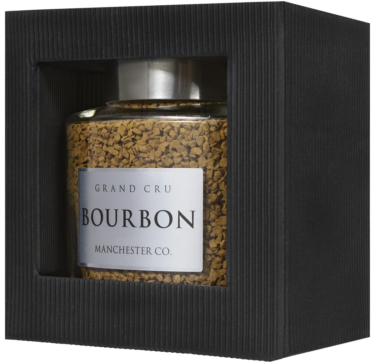 Bourbon Grand Cru кофе растворимый, 100 г0120710Bourbon Grand Cru -напиток, созданный для ценителей качества и оригинального вкуса. Этот продукт является натуральным растворимым сублимированным кофе, обладающим изысканным букетом. В состав бленда входит 100% натуральный желтый бразильский бурбон, благодаря которому напиток обладает необыкновенно сливочным вкусом и оригинальным древесно-табачным послевкусием, оставляющим незабываемое впечатление.Желтый бразильский бурбон имеет поистине королевскую родословную и считается прародителем всех сортов арабики. Сегодня этот сорт арабики культивируют всего на нескольких высокогорных плантациях на юге Бразилии, и обрабатывают исключительно натуральным способом. Сушат ягоды прямо на ветвях, поэтому вкус напитка характеризуется сладковатой сливочной доминантой. Идеальный вариант в качестве основы для эспрессо.