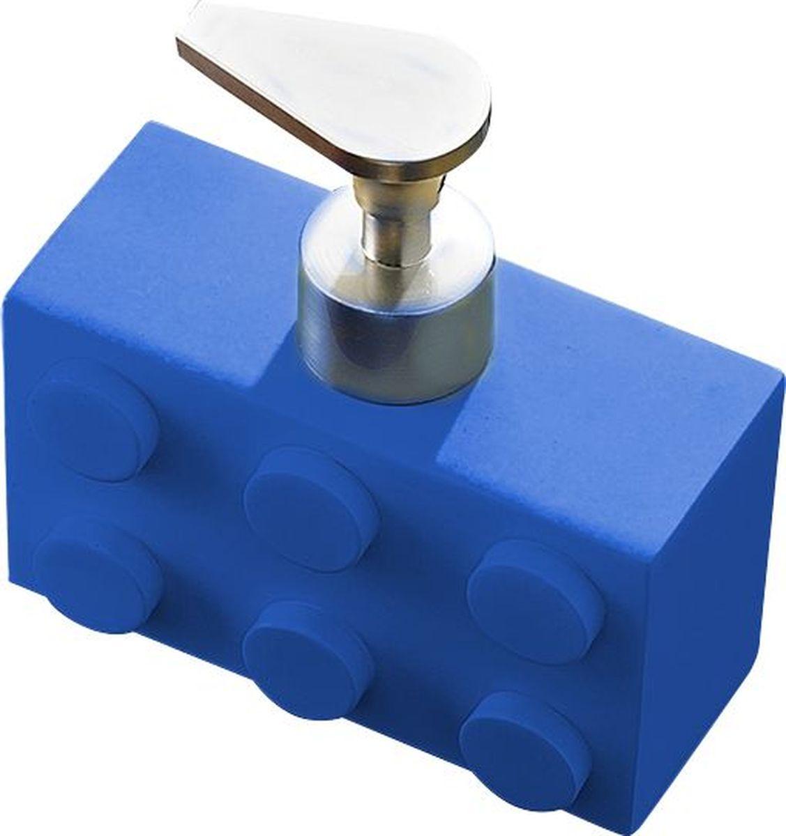 Дозатор для жидкого мыла Ridder Bob, цвет: синий, 280 мл68/5/3Дозатор для жидкого мыла Ridder Bob, изготовленный из экологичной полирезины,отлично подойдет для вашей ванной комнаты.Такой аксессуар очень удобен в использовании,достаточно лишь перелить жидкое мыло вдозатор, а когда необходимо использованиемыла, легким нажатием выдавить нужноеколичество. Дозатор для жидкого мыла Ridder Bobсоздаст особую атмосферу уюта и максимальногокомфорта в ванной.Объем дозатора: 280 мл.