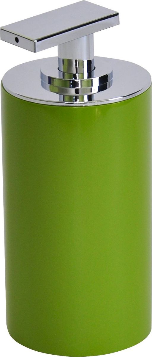 Дозатор для жидкого мыла Ridder Paris, цвет: зеленый, 200 мл68/5/1Дозатор для жидкого мыла Ridder Paris, изготовленный из экологичной полирезины,отлично подойдет для вашей ванной комнаты.Такой аксессуар очень удобен в использовании,достаточно лишь перелить жидкое мыло вдозатор, а когда необходимо использованиемыла, легким нажатием выдавить нужноеколичество. Дозатор для жидкого мыла Ridder Parisсоздаст особую атмосферу уюта и максимальногокомфорта в ванной.Объем дозатора: 200 мл.