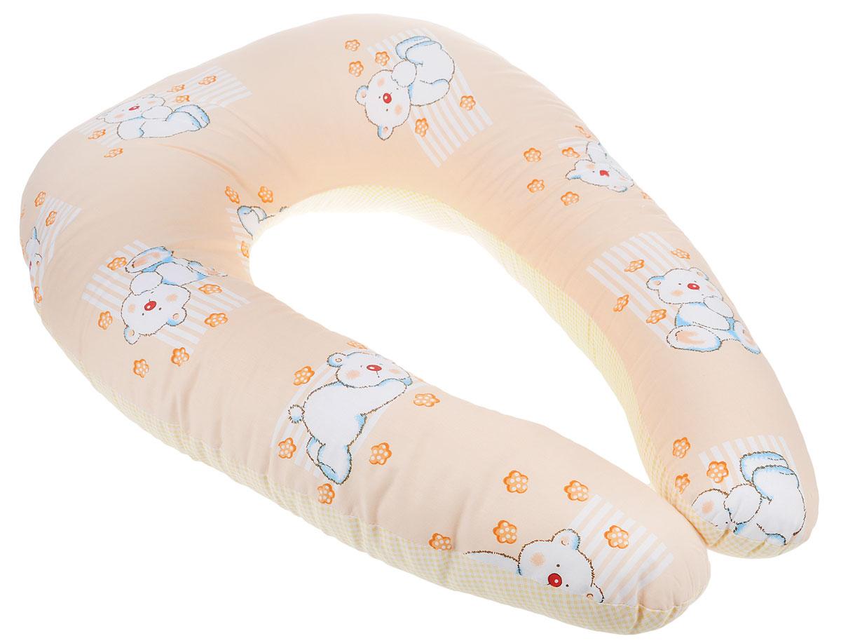 Primavelle Подушка многофункциональная Comfy BabyCLP446Подушка многофункциональная Primavelle Comfy Baby подарит удобство малышу и его родителям. Чехол изготовлен из бязи (100% хлопок), наполнитель - экофайбер.Будущая мама может использовать подушку во время беременности: для сна, при выполнении предродовых упражнений или просто для комфортного отдыха. С появлением малыша подушка будет незаменима при кормлении: размещенная вокруг талии мамы, подушка позволит максимально удобно расположить ребенка, тем самым уменьшая нагрузку на позвоночник. Позже Comfy Baby может пригодиться малышу, когда он начнет садиться, поддерживая его спину. Изделие легко стирается в стиральной машине и быстро сохнет.