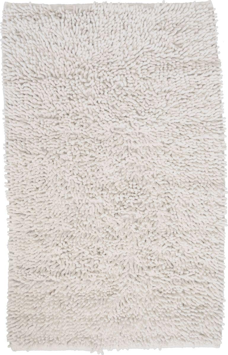 Коврик для ванной Ridder Rasta, цвет: белый, 50 х 80 см коврик для ванной ridder grand prix цвет белый синий 55 х 85 см