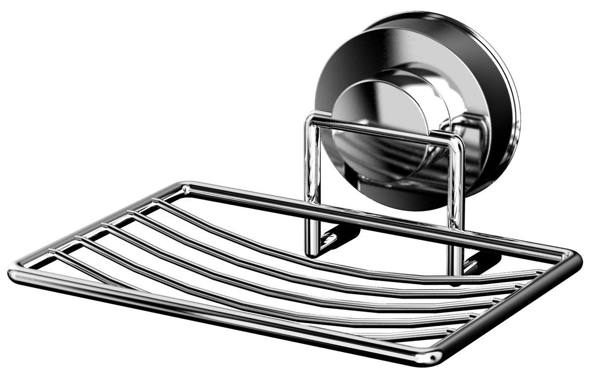 Мыльница  Ridder , цвет: серый металлик - Аксессуары