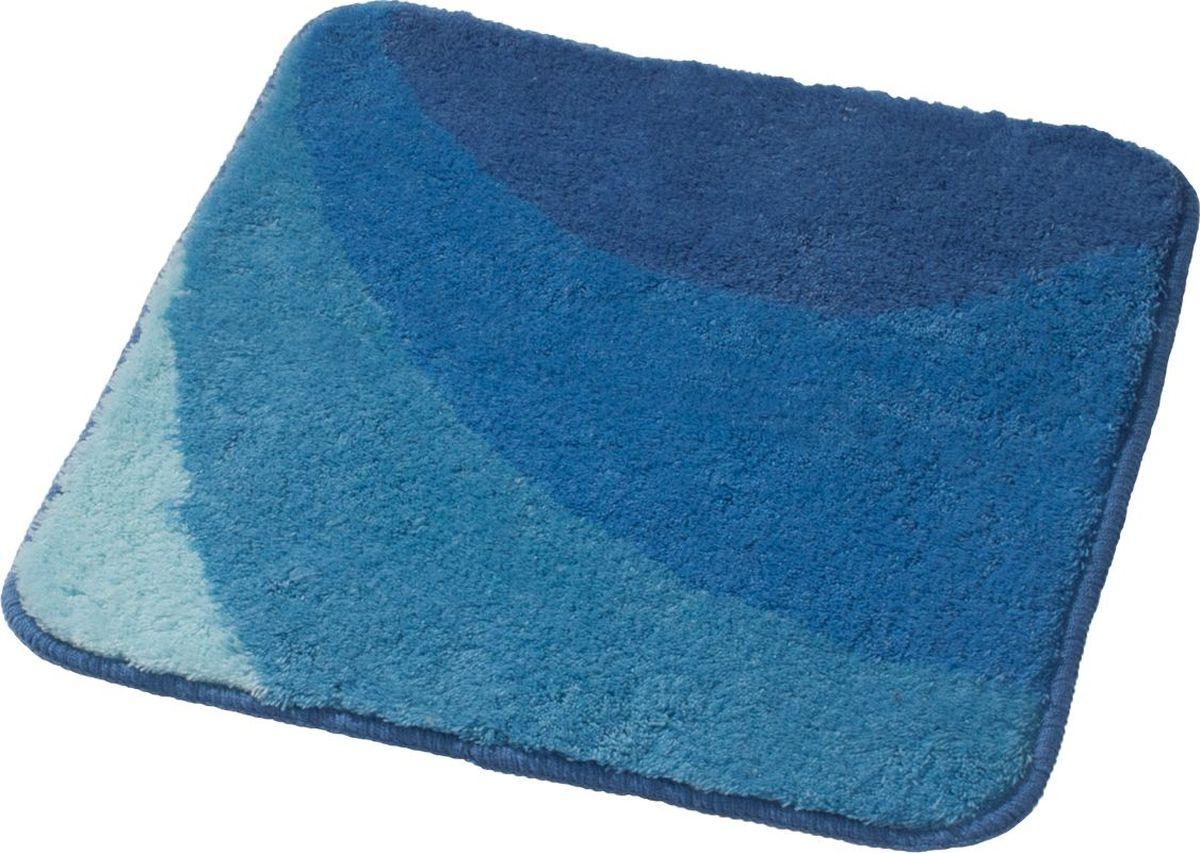 Коврик для ванной Ridder Tokio, цвет: синий, голубой, 55 х 50 см
