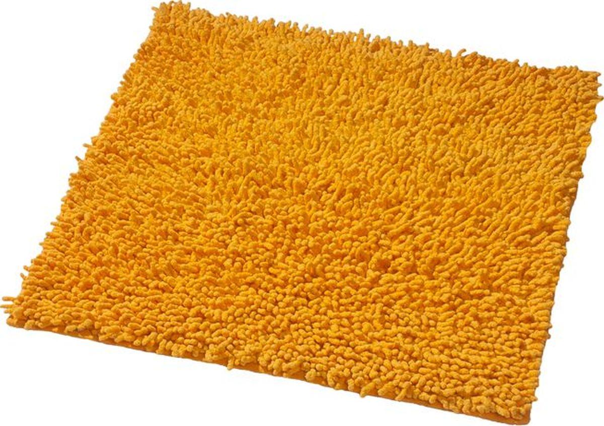 Коврик для ванной Ridder Dakar, цвет: желтый, 55 х 50 см коврик для ванной ridder grand prix цвет белый синий 55 х 85 см