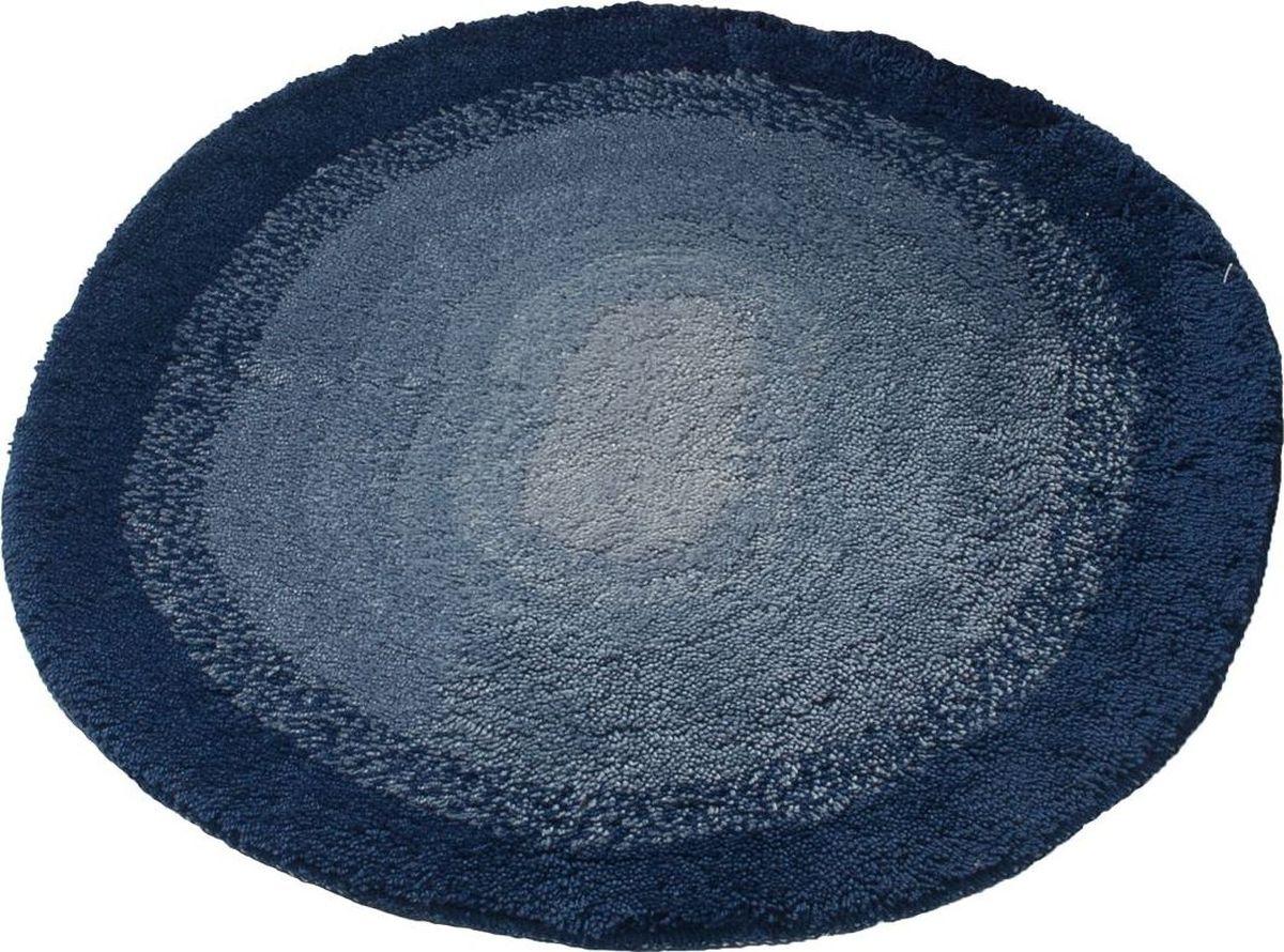 Коврик для ванной Ridder Hawaii, цвет: синий, голубой, 55 х 65 см жидкость для акпп totachi atf sp iv 4л синтетическое