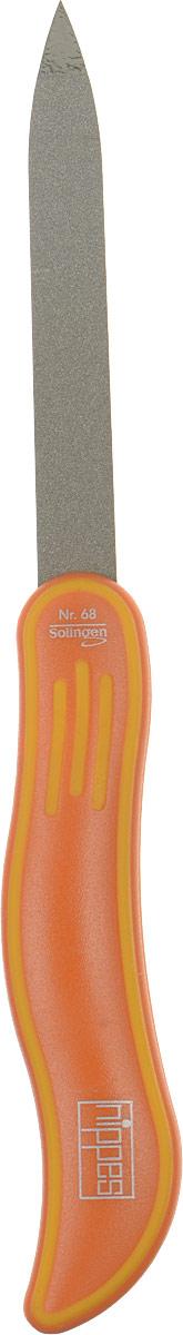 Nippes Пилочка, цвет: оранжевый. 68Е nippes красота avon