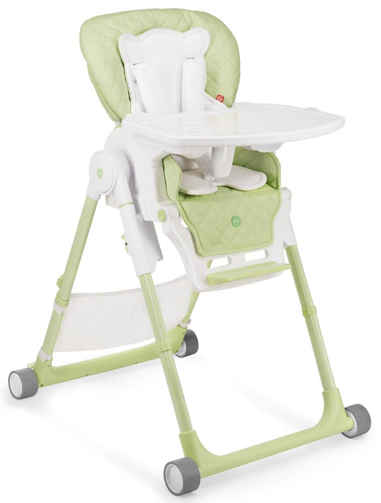 Happy Baby Стульчик для кормления William V2 цвет зеленый