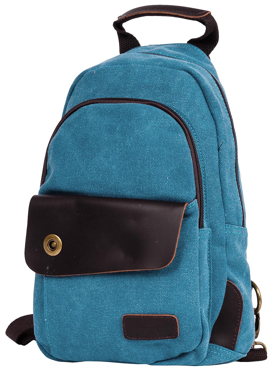 Рюкзак городской женский Polar  Adventure , цвет: синий, 3,6 л. п2062-04 d.blue - Рюкзаки