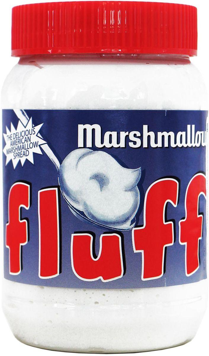 Fluff зефир кремовый Marshmallow с ванильным вкусом, 213 г0052600112751Marshmallow Fluff - бутербродный крем, лучшая начинка для выпечки, оригинальное дополнение к горячему десерту, кофе или какао.Лёгкий воздушный Marshmallow Fluff - идеальный продукт для приготовления сэндвичей. Просто нанесите нежный ароматный кремовый зефир на тост, хлебец или кекс к чаю. Marshmallow Fluff - зефирный крем, лакомство для всех возрастов.Особенно его любят дети, ведь зефир можно есть прямо из банки! Попробуйте сами, удивите новым вкусом друзей и дайте еще, хотя бы одну ложечку вашему неугомонному сластене!