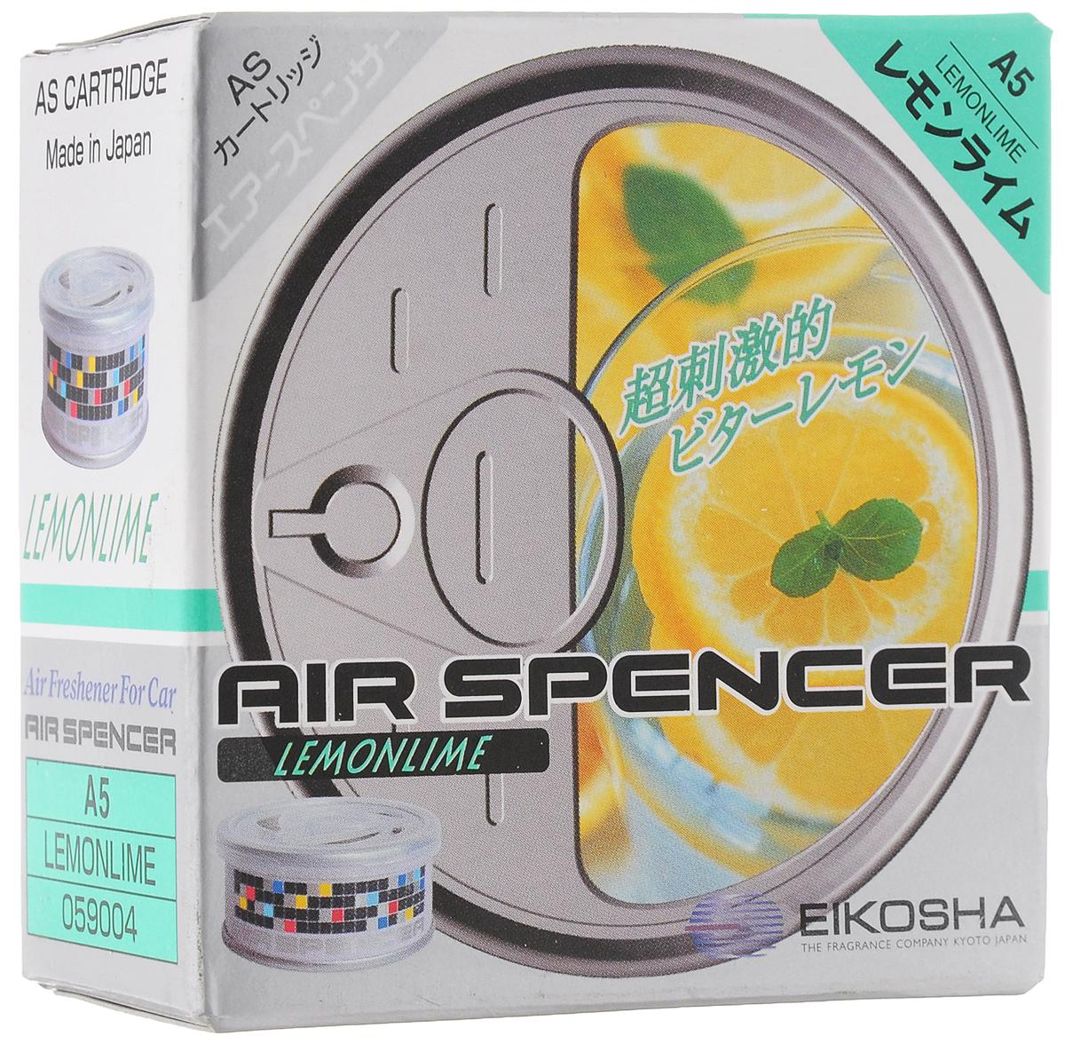 Ароматизатор автомобильный Eikosha Lemon LimeAUR-BC-0006Ароматизатор Eikosha Lemon Lime предназначен для размещения в автомобиле. Изделие крепится с помощью двухсторонней клейкой ленты. Ароматизатор имеет свежий и яркий аромат - сочетание лимона и лайма.