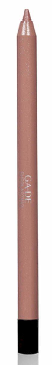 GA-DE Карандаш для губ Everlasting, тон № 83, 0,5 гMP59.3DПлотная силиконовая текстура. Матовые и глянцевые оттенки. Устойчивая формула. Аргановое масло защищает кожу губ и обеспечивает мягкое и комфортное нанесение. Силиконовый карандаш корректирует контур губ. Он проводит чуть матовую линию, заполняет собой морщинки и не дает помаде или блеску растекаться. Хорошо подходят для использования летом и во время отпуска, так как не будет растекаться под воздействием солнца и жары.