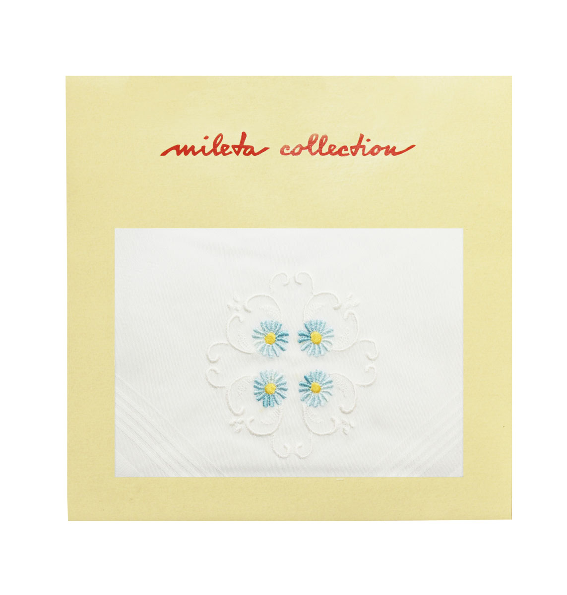 Платок носовой женский Zlata Korunka, цвет: белый. 19701-30. Размер 30 см х 30 см39864|Серьги с подвескамиОригинальный женский носовой платок Zlata Korunka изготовлен из высококачественного натурального хлопка, благодаря чему приятен в использовании, хорошо стирается, не садится и отлично впитывает влагу. Практичный и изящный носовой платок будет незаменим в повседневной жизни любого современного человека. Такой платок послужит стильным аксессуаром и подчеркнет ваше превосходное чувство вкуса.