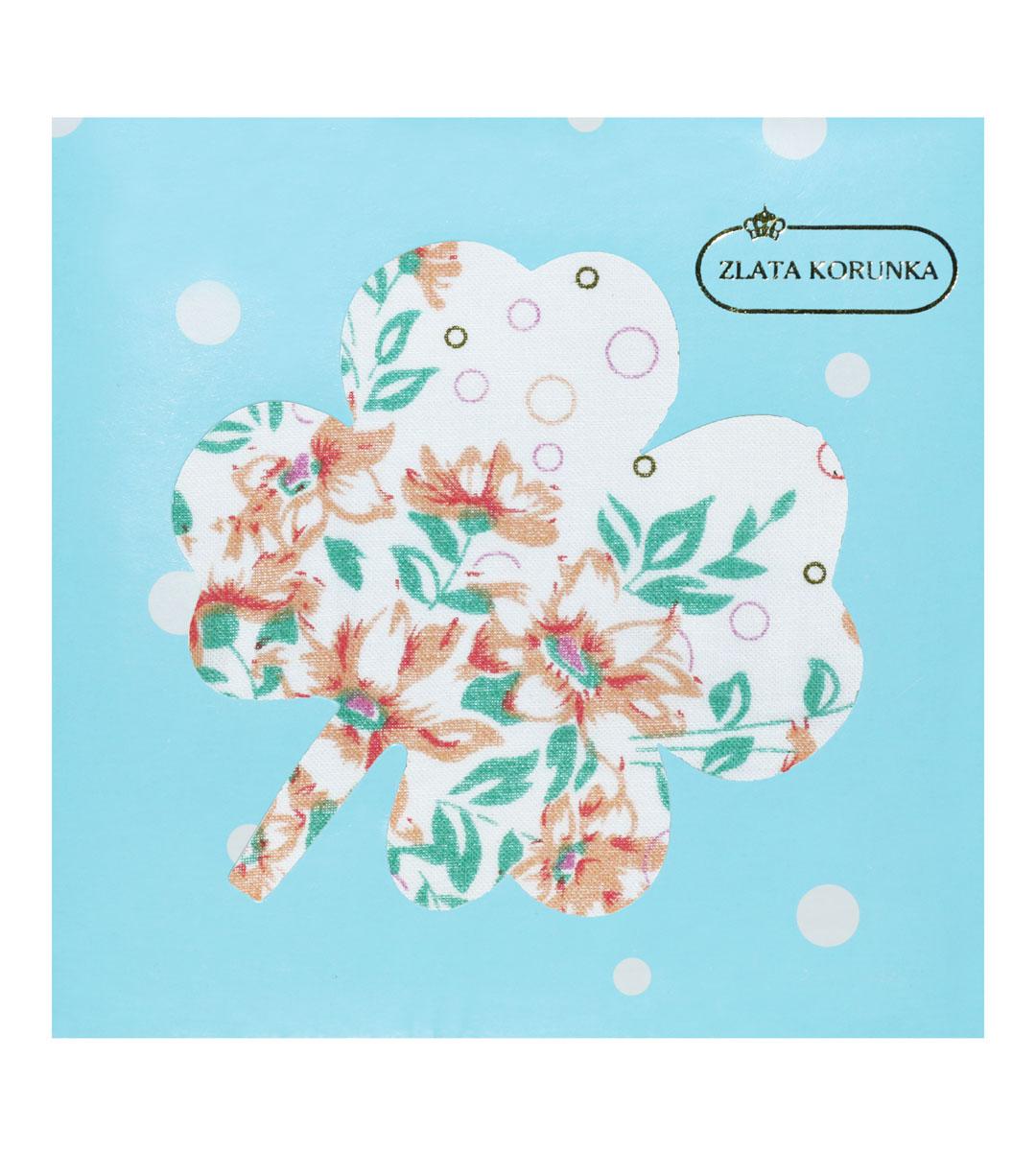 Платок носовой женский Zlata Korunka, цвет: белый. 90126-23. Размер 28 см х 28 смСерьги с подвескамиОригинальный женский носовой платок Zlata Korunka изготовлен из высококачественного натурального хлопка, благодаря чему приятен в использовании, хорошо стирается, не садится и отлично впитывает влагу. Практичный и изящный носовой платок будет незаменим в повседневной жизни любого современного человека. Такой платок послужит стильным аксессуаром и подчеркнет ваше превосходное чувство вкуса.