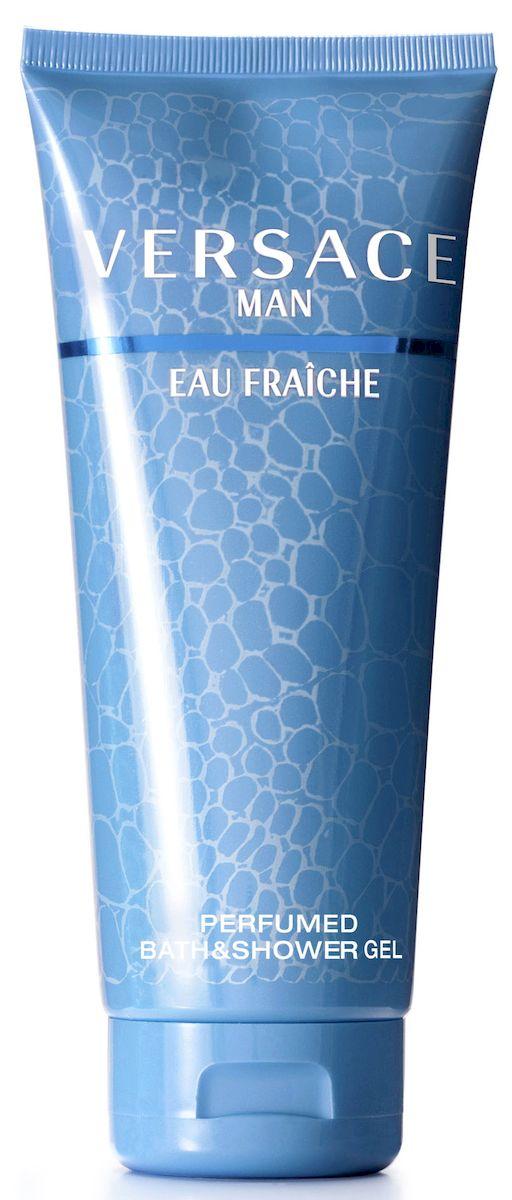 Versace Eau Fraiche Гель для душа 200 мл спот favourite 1583 3c