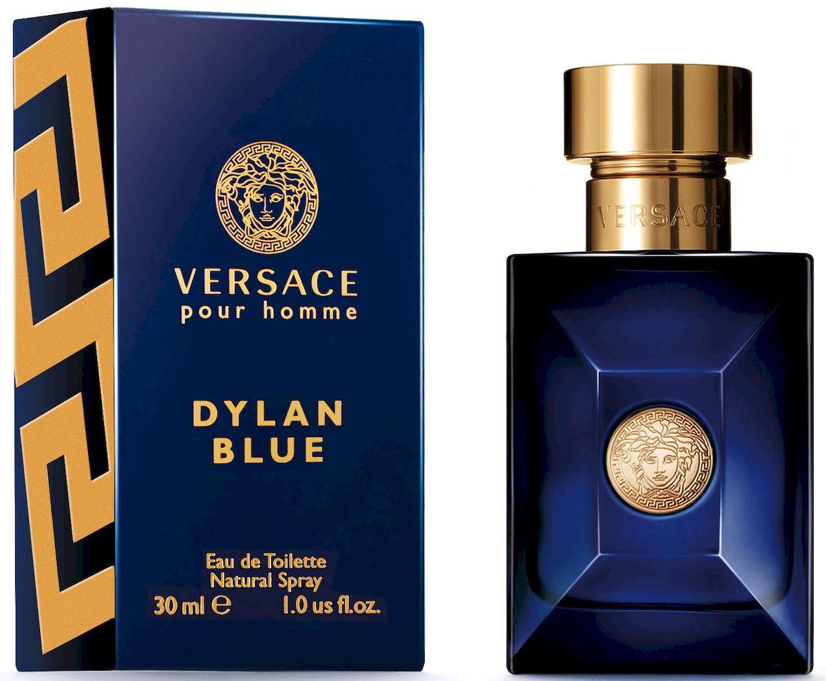 Versace Dylan Blue Туалетная вода 30 мл14123Dylan Blue - это воплощение современного мужчины Versace. Этот аромат с ярким индивидуальным характером пронизан мужественностью и харизмой. Уникальность этого фужерного аромата заключается в ярком древесном шлейфе - неповторимом сочетании природных компонентов и синтетических молекул последнего поколения.Верхняя нота: Калабрийский бергамот, Грейпфрут, Листья фигового дерева, Акватические ноты* (*фантазийный аккорд морской свежести).Средняя нота: Листья фиалки, Черный перец, Киприол, Амброксан, Пачули BIO.Шлейф: Минеральный мускус, Бобы тонка, Шафран, Ладан.Древесный ароматический фужерный.Dylan Blue - это воплощение современного мужчины Versace. Этот аромат с ярким индивидуальным характером пронизан мужественностью и харизмой.