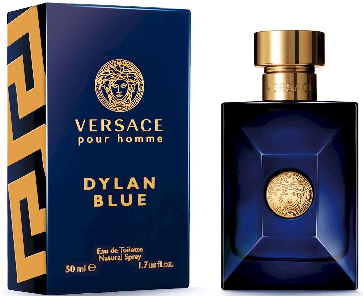 Versace Dylan Blue Туалетная вода 50 мл14124Dylan Blue - это воплощение современного мужчины Versace. Этот аромат с ярким индивидуальным характером пронизан мужественностью и харизмой. Уникальность этого фужерного аромата заключается в ярком древесном шлейфе - неповторимом сочетании природных компонентов и синтетических молекул последнего поколения.Верхняя нота: Калабрийский бергамот, Грейпфрут, Листья фигового дерева, Акватические ноты* (*фантазийный аккорд морской свежести).Средняя нота: Листья фиалки, Черный перец, Киприол, Амброксан, Пачули BIO.Шлейф: Минеральный мускус, Бобы тонка, Шафран, Ладан.Древесный ароматический фужерный.Dylan Blue - это воплощение современного мужчины Versace. Этот аромат с ярким индивидуальным характером пронизан мужественностью и харизмой.