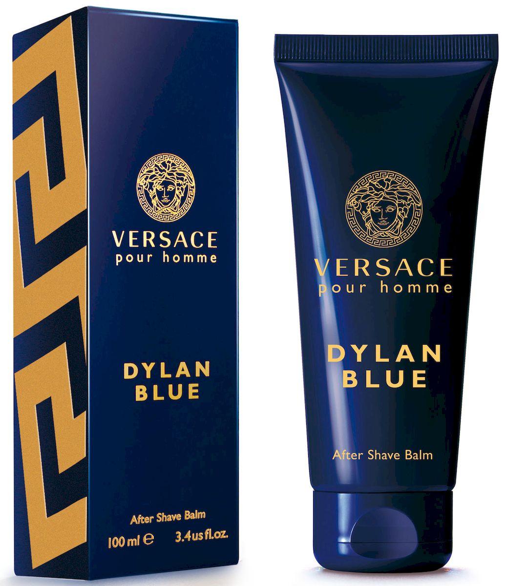Versace Dylan Blue Бальзам после бритья 100 млGE0701Dylan Blue - это воплощение современного мужчины Versace. Этот аромат с ярким индивидуальным характером пронизан мужественностью и харизмой. Уникальность этого фужерного аромата заключается в ярком древесном шлейфе - неповторимом сочетании природных компонентов и синтетических молекул последнего поколения.Верхняя нота: Калабрийский бергамот, Грейпфрут, Листья фигового дерева, Акватические ноты* (*фантазийный аккорд морской свежести).Средняя нота: Листья фиалки, Черный перец, Киприол, Амброксан, Пачули BIO.Шлейф: Минеральный мускус, Бобы тонка, Шафран, Ладан.Древесный ароматический фужерный.Dylan Blue - это воплощение современного мужчины Versace. Этот аромат с ярким индивидуальным характером пронизан мужественностью и харизмой.